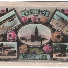 Greetings from South Shields