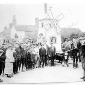 Hospital Parade 1913 , The Common