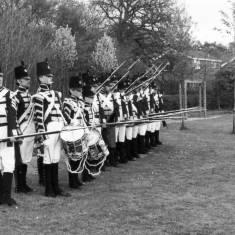 68th Durham Light Infantry Society Display Team
