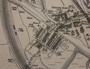 Plank Lane OS Map, CII.6 1928 1.JPG
