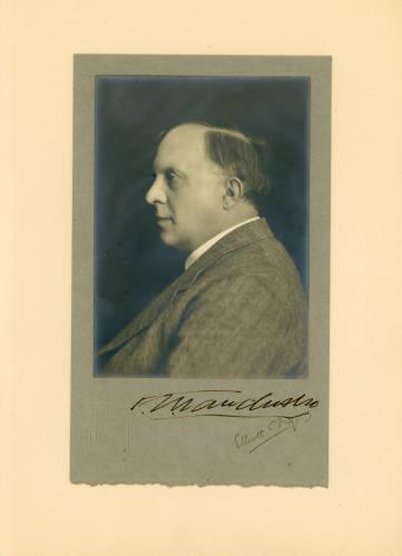 1910-11: Frederick William Lanchester