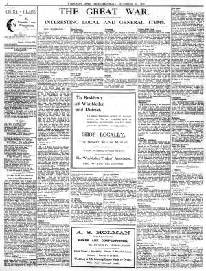 12 SEPTEMBER 1914