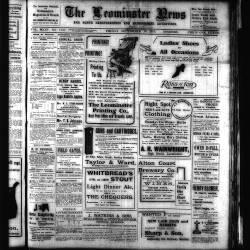 Leominster News - September 1915