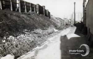Morden Road: Nearby Embankment