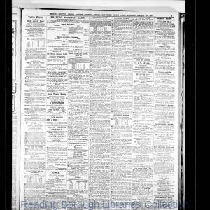 Reading Mercury Oxford Gazette 1915