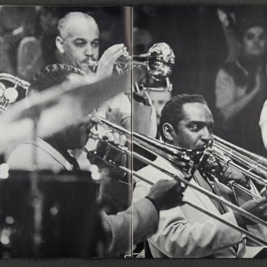 Duke Ellington Orchestra British Tour – February 1967 003