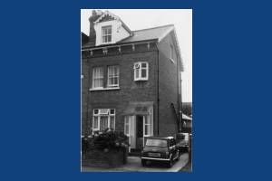 Chestnut Grove, No.15, Mitcham