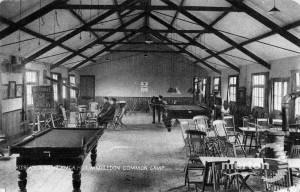 Recreation Room, Army Camp, Wimbledon Common