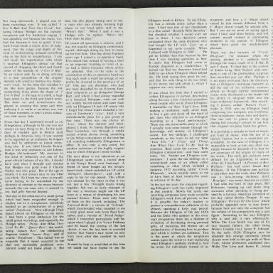 Ella Fitzgerald and Duke Ellington Orchestra – February  1967 006
