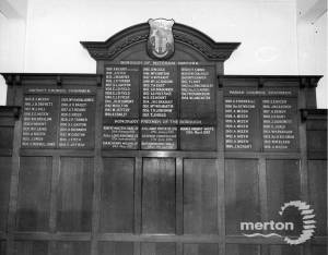 List of Mayors etc. of Mitcham
