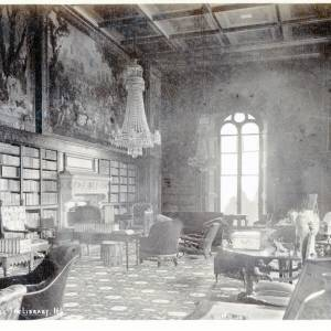 Long Library, Eastnor Castle