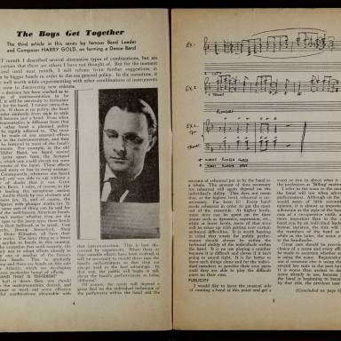 British Songwriter & Dance Band Journal Vol.9 No.6 May 1947 0003