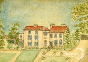 Glebe Villa, Mitcham