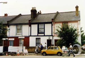 St Mark's Road, Mitcham