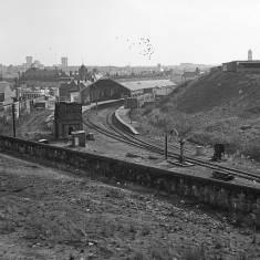 South Shields Railway Station