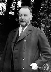 H. Schneider, Secretary of Mitcham Horticultural Society