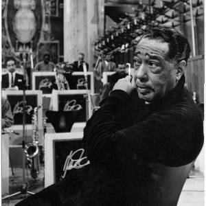 048 - Duke Ellington at Coventry Cathedral