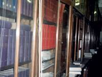 Periodical Store, Wimbledon Reference Library, prior to refurbishment