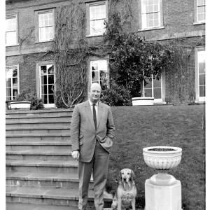 Thomas Hone at the Homend, Bosbury.