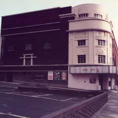 'Savoy' Cinema.