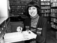 Miss. P.A. Harrison, Merton Librarian