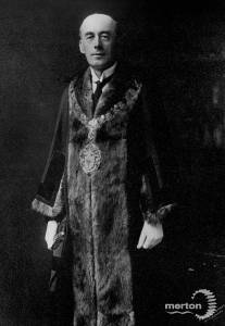 Alderman Dudley Stuart, Wimbledon councillor, 1919-21