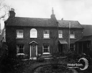 The Elizabeth Gardiner School, Central Road, Morden