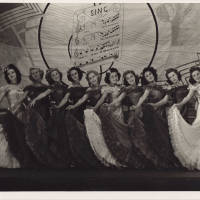 Photograph - Caledonian Belles (or Gaiety Whirl Dancers)