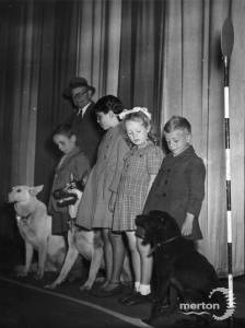 Opening of Safety First Week, Gaumont Cinema, Rosehill