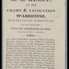 Chart and Navigation Warehouse