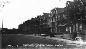 Seaforth Avenue, West Barnes