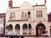 Fisherman's Wharf Restaurant, High Street, Wimbledon Village
