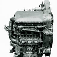 Deltic 9 engine: Napier
