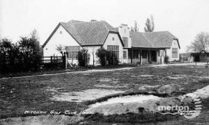 Mitcham Golf Club House