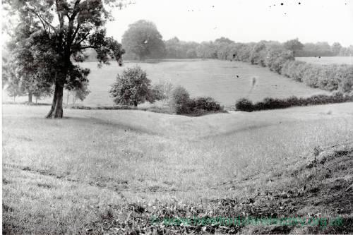 Stoke Prior, view Bowley Lane to Blackwardine