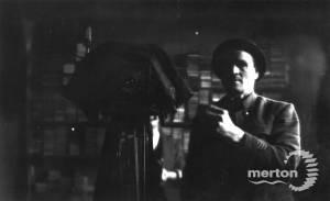 Tom Francis, Mitcham shopkeeper and amateur photographer
