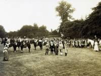 Wimbledon Historical Pageant: The final tableau
