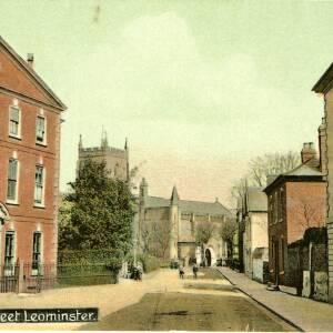 POP010 Church Street, Leominster c1907.jpg