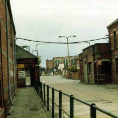 Boldon Colliery Yard