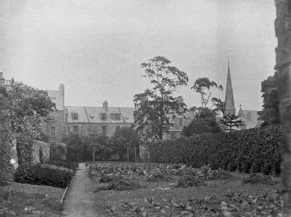 Loretto School - The Garrison ca 1895