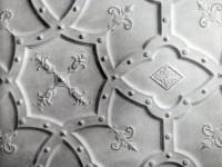 Eagle House, Wimbledon: Moulded ceiling on first floor