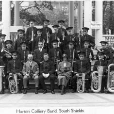 Harton Colliery Band