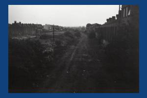 Fortescue Road, Colliers Wood:  railway land
