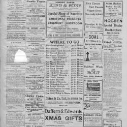 Hereford Journal - 14th December 1918
