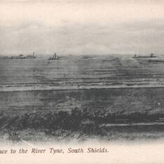 Entrance to the River Tyne, South Shields