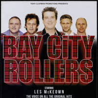 Flyer -Bay City Rollers - 2015