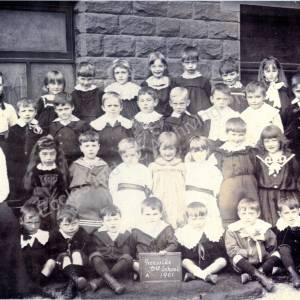 Grenoside Board School  1901