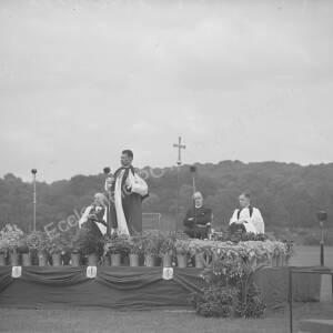 Service of Inauguration, Sunday 15th July 1951.