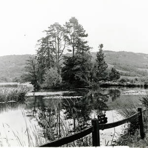 Whitbourne Island on Moat, 1926