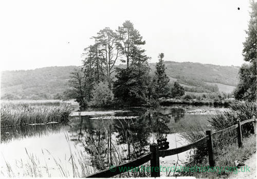 Whitbourne Island on Moat, 1926